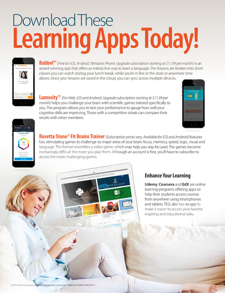 Download These Learning Apps Today!
