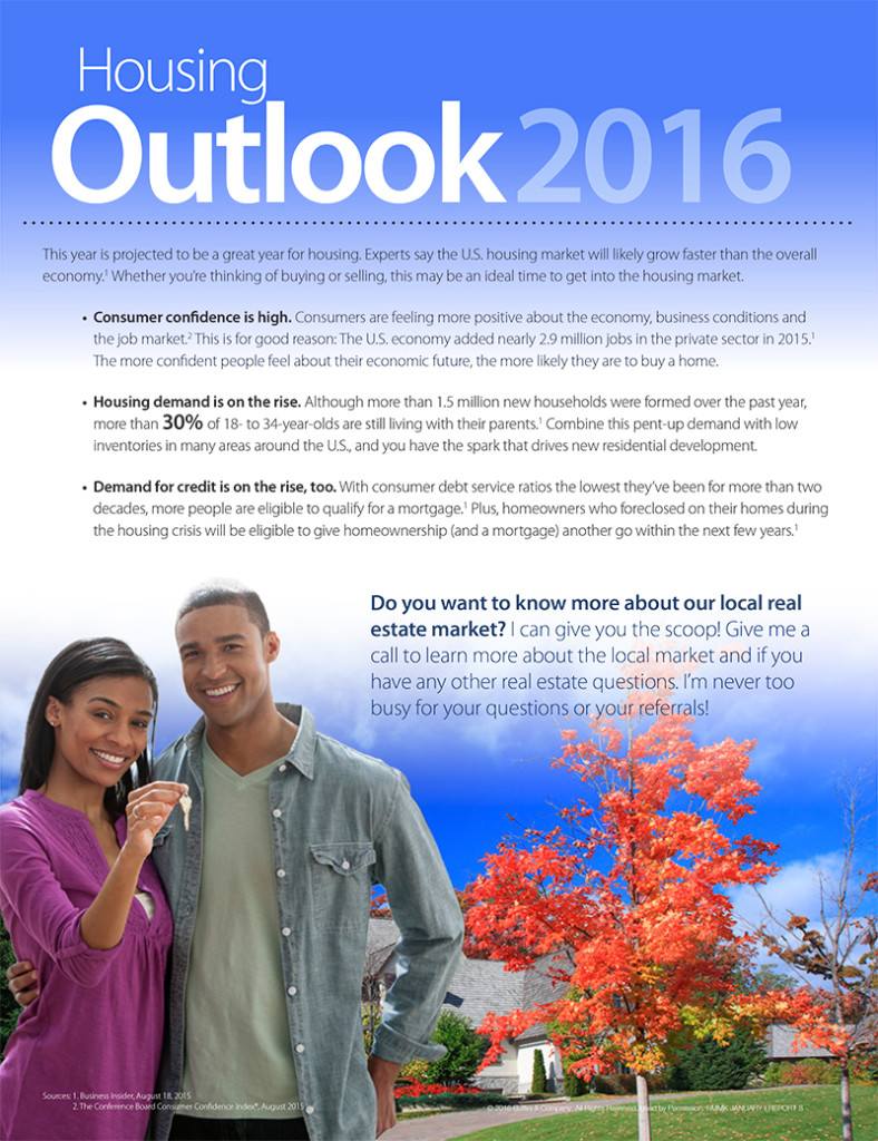 Housing Outlook 2016